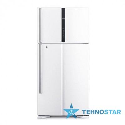 Фото - Холодильник Hitachi R-V660PUC3K (TWH)
