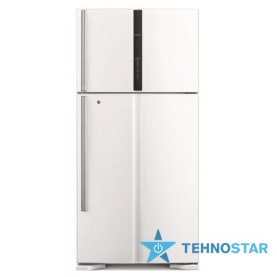 Фото - Холодильник Hitachi R-V660PUC3K (PWH)