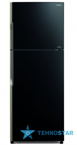 Фото - Холодильник Hitachi R-VG440PUC3GBK
