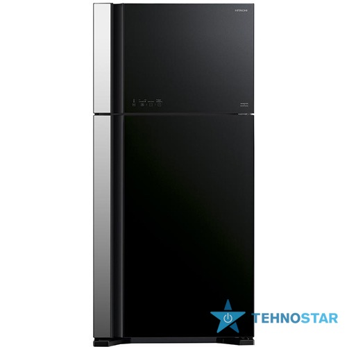 Фото - Холодильник Hitachi R-VG660PUC3GBK
