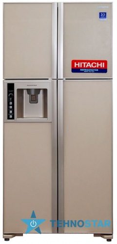 Фото - Холодильник Hitachi R-W660PUC3GBE
