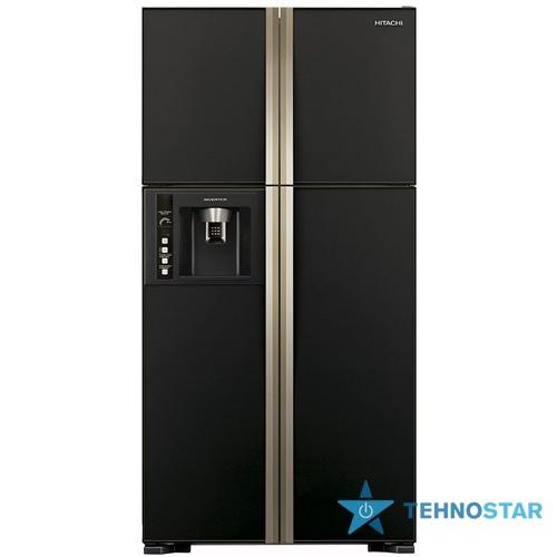Фото - Холодильник Hitachi R-W720PUC1 (GBK)
