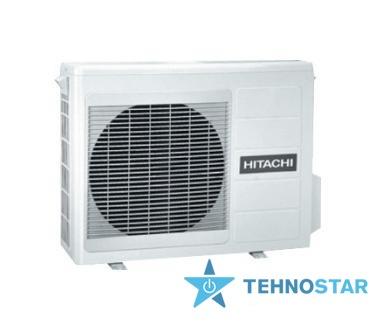 Фото - Внешний блок Hitachi RAM-18QH5