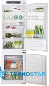 Фото - Встраиваемый холодильник Hotpoint-Ariston BCB7030ECAA