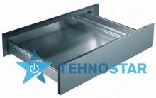 Фото - Шкаф для подогрева посуды Hotpoint-Ariston D 12 IX /HA