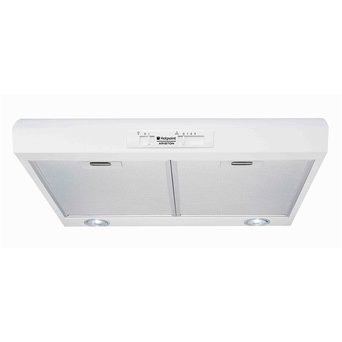 Фото - Вытяжка Hotpoint-Ariston SL 16.1 P WH/HA