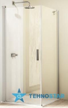 Фото - Душевая дверь Huppe 8E0602.092.321 DESIGN elegance