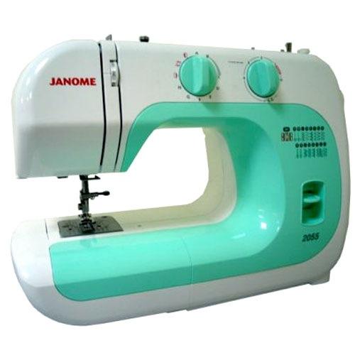 Фото - Швейная машинка Janome 2055