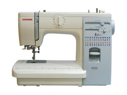 Фото - Швейная машинка Janome 5522 NEW (423S)