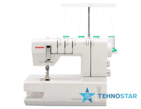 Фото - Швейная машинка Janome Cover Pro 2000 CPX