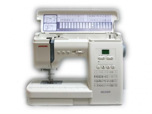 Фото - Швейная машинка Janome QC 2325 (6260QC)