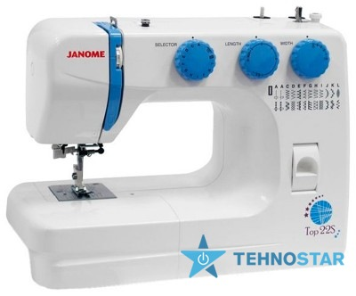 Фото - Швейная машинка Janome TOP 22S