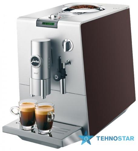 Фото - Эспрессо кофеварка Jura ENA 5 espresso brown