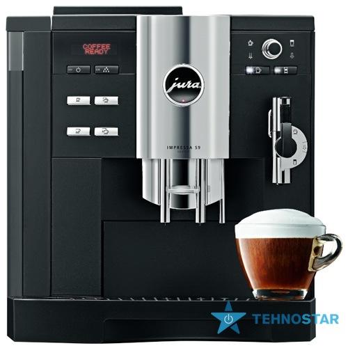 Фото - Эспрессо кофеварка Jura IMPRESSA S9 Classic Aroma+ EU