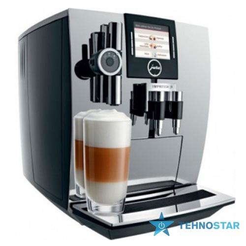 Фото - Эспрессо кофеварка Jura Impressa J9.3 chrome Aroma+ EU