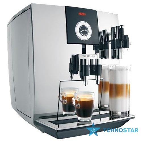 Фото - Эспрессо кофеварка Jura Impressa J9 One Touch Chrome