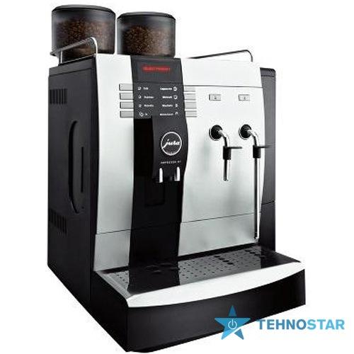 Фото - Эспрессо кофеварка Jura Impressa X9 platinum 0-Energy
