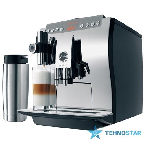 Фото - Эспрессо кофеварка Jura Impressa Z 7 Chrome