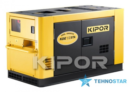 Фото - Электростанция Kipor KDE 19 STA