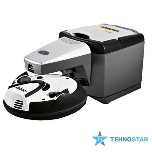 Фото - пылесос робот Karcher RC  4000