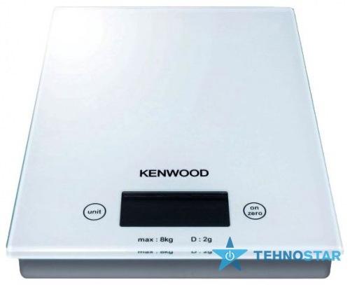 Фото - Весы кухонные Kenwood DS401