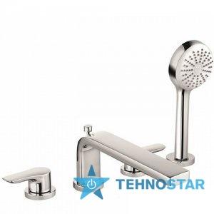 Фото - Смеситель для ванны Kludi 384230575 Tercio New