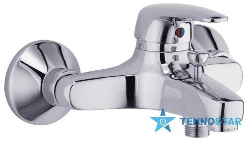 Фото - Смеситель для ванны Kludi 386810575 Logo-Mix