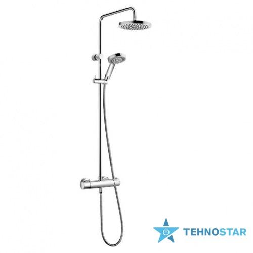 Фото - Смеситель для душа Kludi 660950500 Dual Shower