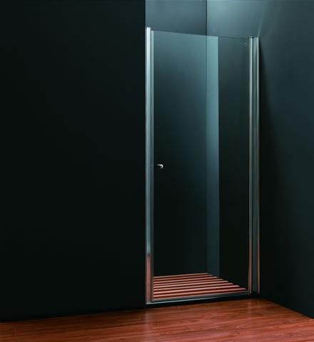 Фото - Душевая дверь Koller Pool QP10 700х1950 chrome; grape