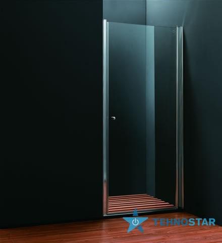 Фото - Душевая дверь Koller Pool QP10 800х1950 chrome clear