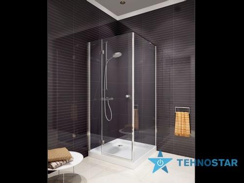 Фото - Душевая кабина Koller Pool AC9E 900x900x1850 chrome; clear