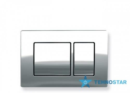 Фото - Кнопка к инсталляциям Koller Pool Kvadro Chrome
