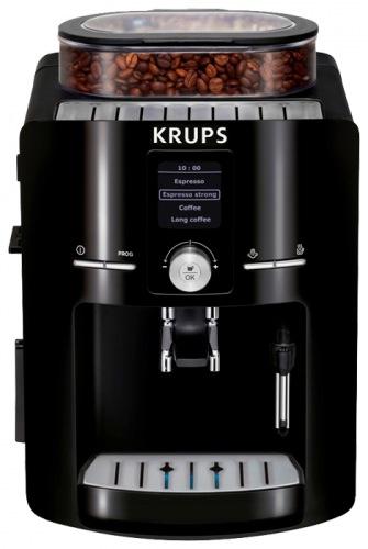 Фото - Эспрессо кофеварка Krups EA 8250