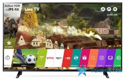 Фото - LED телевизор LG 43UJ620