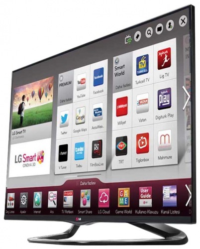 Lg 42LA660S 3D Smart Led Tv