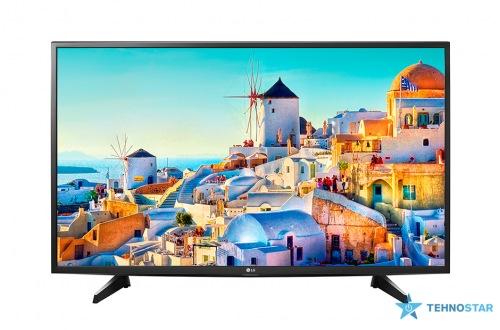 Фото - LED телевизор LG 49UH610V