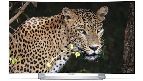 Фото - 3D телевизор LG 55EG910V
