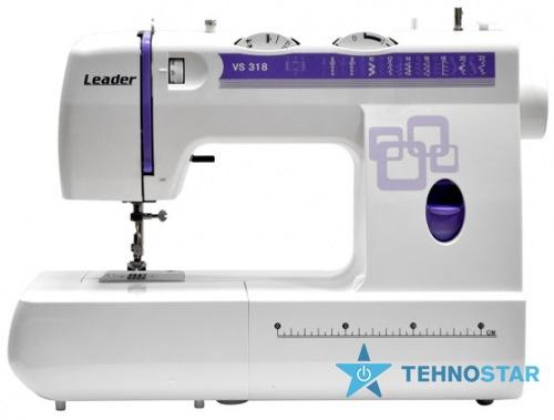 Фото - Швейная машинка Leader VS 318