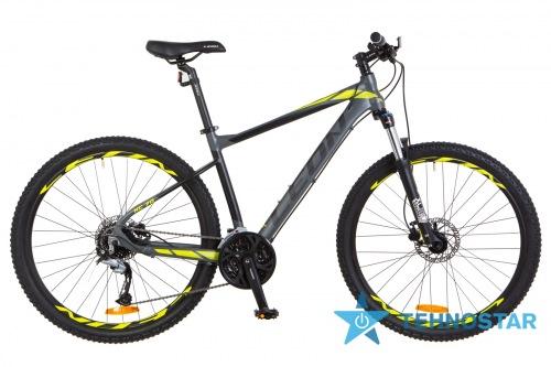 Фото - Велосипед Leon XC-70 AM  14G  HDD  рама-18