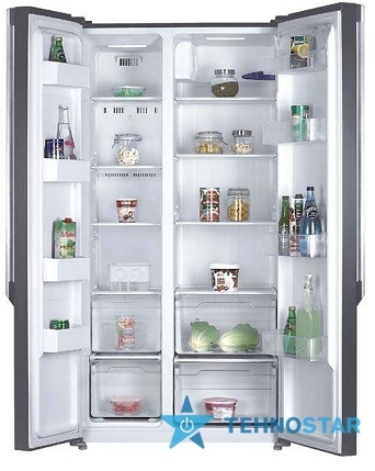 Фото - Холодильник Liberty HSBS-580 IX