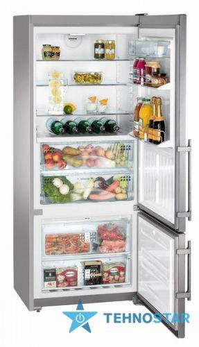 Фото - Холодильник Liebherr CBNPes 4656