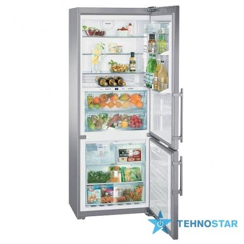 Фото - Холодильник Liebherr CBNPes 5167