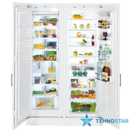 Фото - Встраиваемый холодильник Liebherr SBS 70I4 22 003 (IKB 3560+SIGN 3576)