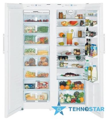 Фото - Холодильник Liebherr SBS 7252