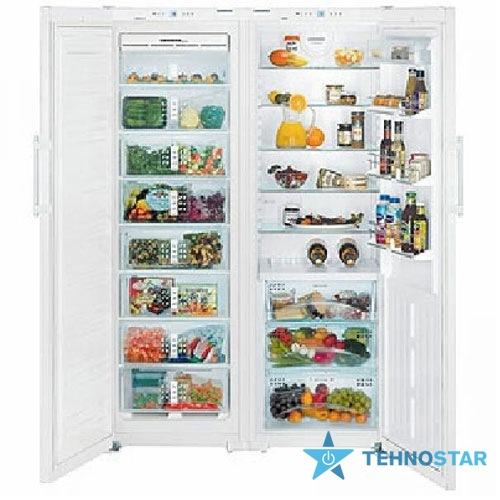 Фото - Холодильник Liebherr SBS 7253
