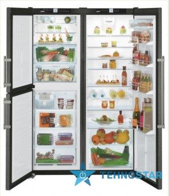 Фото - Холодильник Liebherr SBSbs 7353