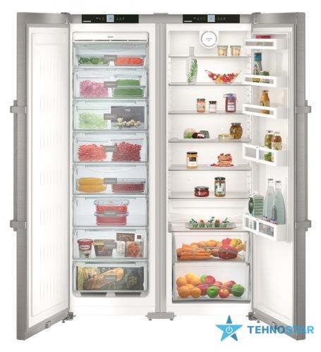 Фото - Холодильник Liebherr SBSef 7242