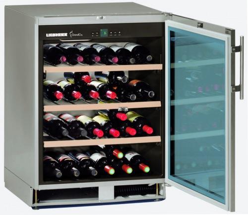 Фото - Встраиваемый винный шкаф Liebherr WKUes 1753
