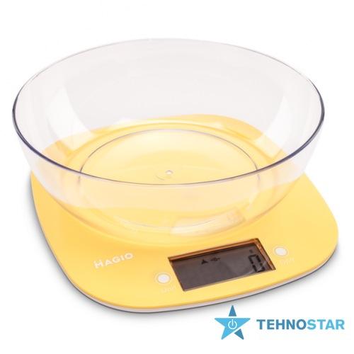 Фото - Весы кухонные MAGIO MG-290N (yellow)