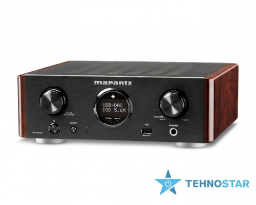 Фото - Ресивер Marantz HD-DAC1 Black
